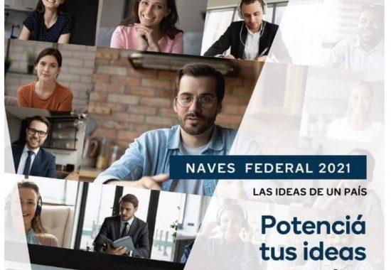 Invitan a inscribirse en el Programa NAVES Federal