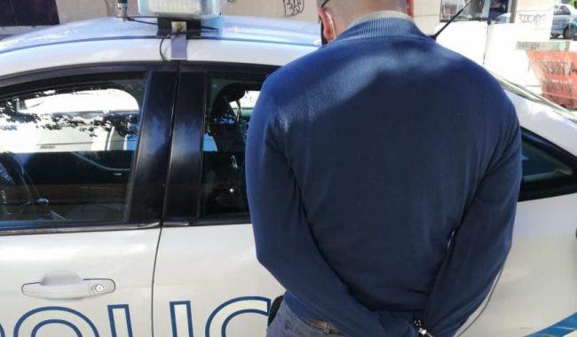 Conocido delincuente neuquino fue detenido en Bariloche tras un intento de robo en pleno centro