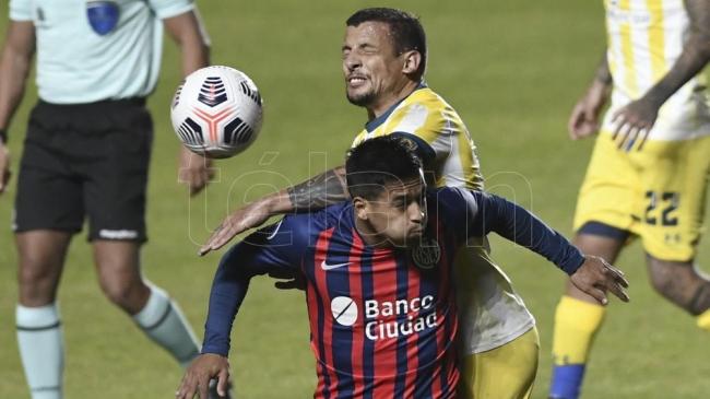 Sudamericana: San Lorenzo cayó ante Central en el Nuevo Gasómetro y quedó fuera de la clasificación