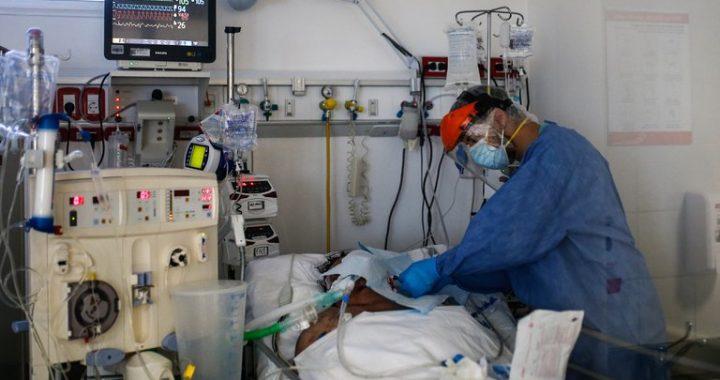 Coronavirus en Argentina: confirmaron 490 muertes y 25.976 nuevos contagios en las últimas 24 horas