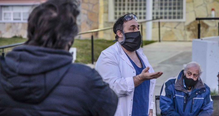 En Villa La Angostura están al 110 por ciento, no hay más margen para el oxígeno ni para terapia intensiva