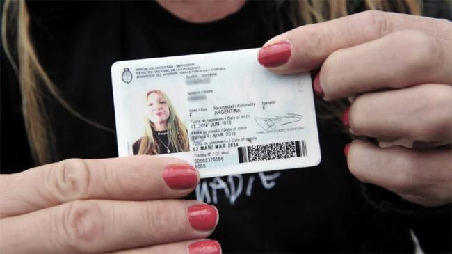 Casi 9.400 personas trans hicieron el cambio en el DNI
