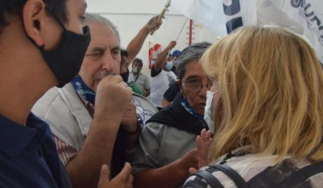 La consolidación del frente gremial estatal en Río Negro