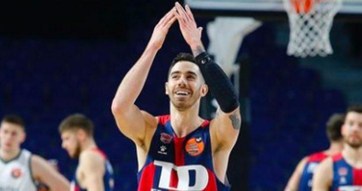 Vildoza y su llegada a la NBA: «Es el sueño máximo»