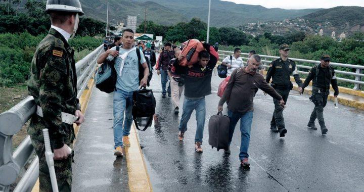 La ONU pide donaciones por USD 1.400 millones para auxiliar a los migrantes venezolanos