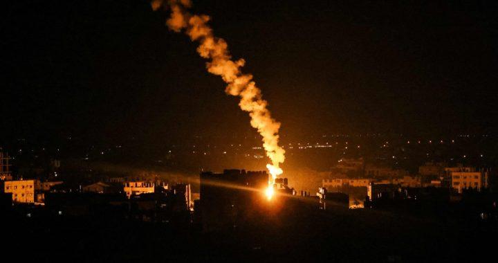 Nuevos ataques de Israel sobre posiciones de Hamas