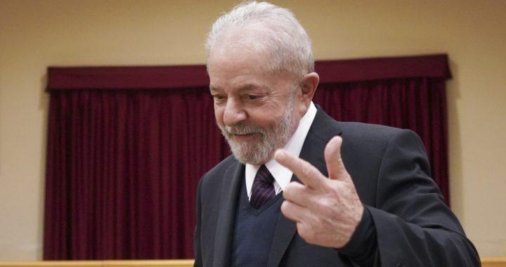 Lula consigue el apoyo de Maia, líder del poderoso centrão
