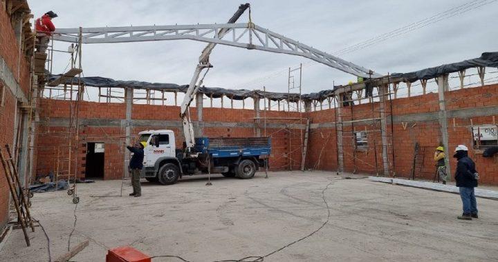 Cipolletti: Río Negro levantará dos edificios escolares y avanza con ampliaciones y refacciones