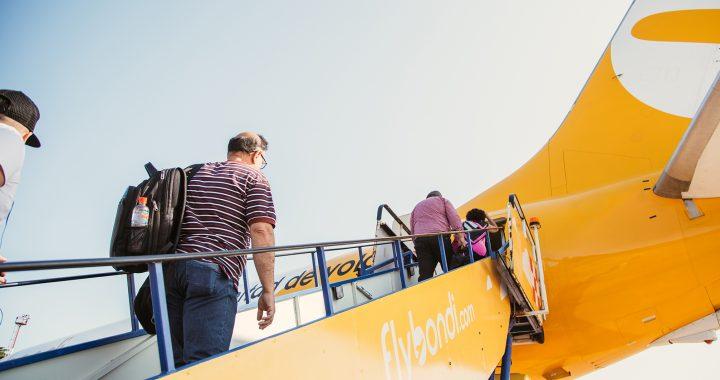 Las low cost suman más frecuencias al aeropuerto de Bariloche