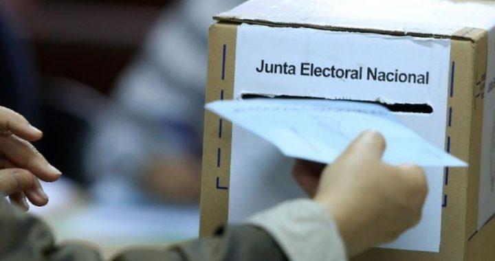 La CNE aprobó el protocolo sanitario para las elecciones