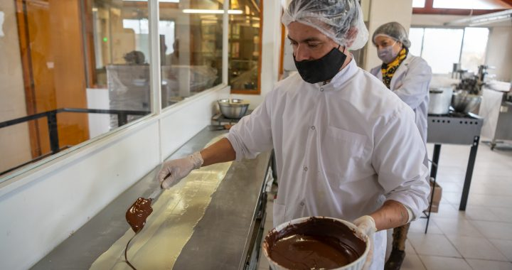 Recta final para que 11 empresas rionegrinas puedan insertar sus productos en Europa