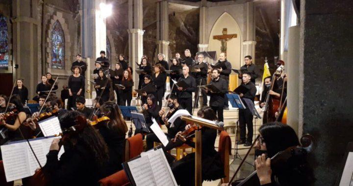 Emotivo Concierto Vespertino de la Nieve: la música volvió a sonar en la Iglesia Catedral