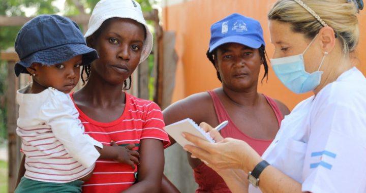 En Jamaica, Nicaragua y Haití solo el 10% de la población está vacunada con las dos dosis