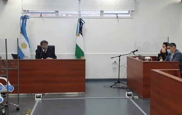 Comenzó el primer juicio por jurados en Cipolletti