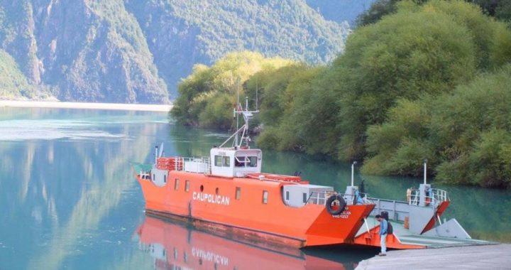 Chile decidido a avanzar con el camino hacia Lago Puelo, del lado argentino las obras se demoran