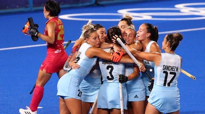 Las Leonas buscarán una nueva final olímpica ante India