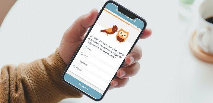 Desarrollan una aplicación telefónica para mejorar el descanso