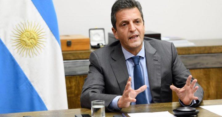 Sergio Massa, a la oposición: «Trabajan más pensando en cuidar sus votos que en la cuestión institucional»