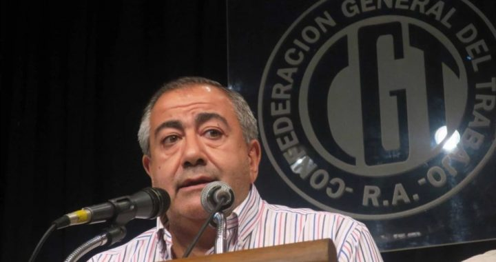 La CGT llamó a defender la «investidura presidencial»