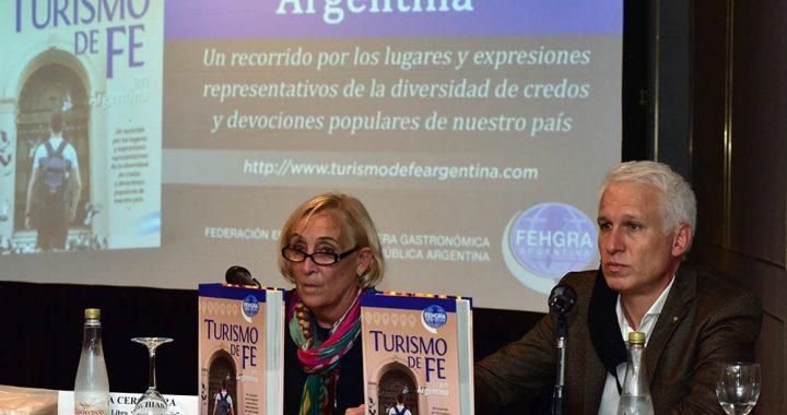 """En la Universidad Nacional de la Pampa, FEHGRA encabezó una Jornada de presentación del libro """"Turismo de Fe en Argentina"""""""