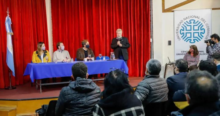 Presentaron en Bariloche dos proyectos para potenciar el desarrollo de la acuicultura en la región