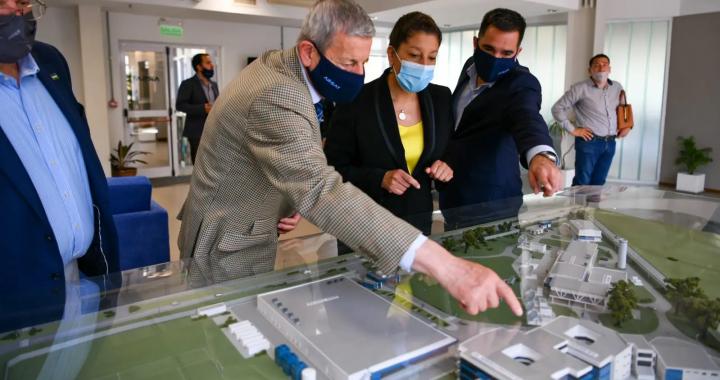 Río Negro y ARSAT mejorarán los servicios de conectividad para 320.000 vecinos de la Provincia