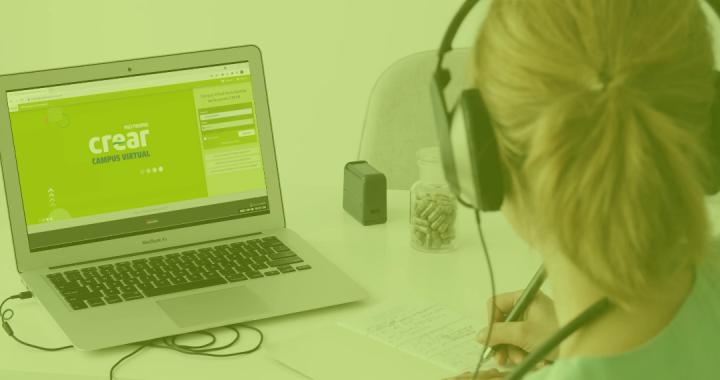 Campus CREAR: la nueva plataforma digital dedicada a la formación de emprendimientos rionegrinos