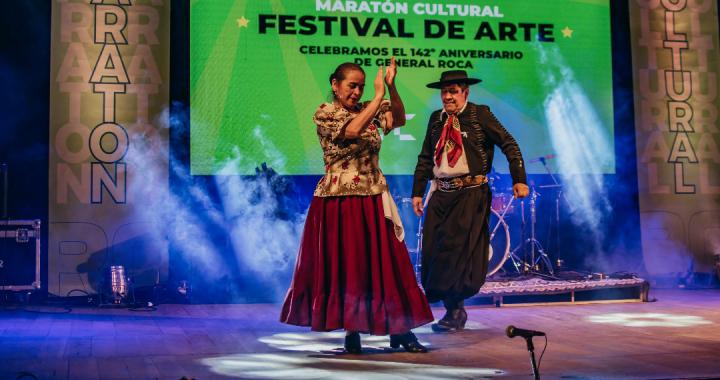 Cuenta regresiva para disfrutar del 5to Festival de Arte en Cipolletti
