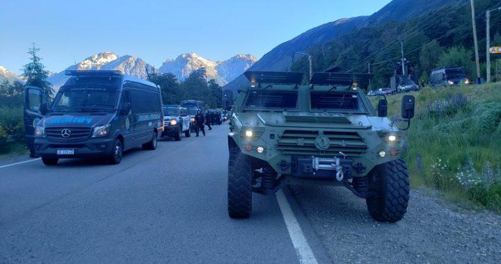 Tras el pedido de Río Negro, el Gobierno reasignará efectivos de fuerzas federales a El Bolsón para ponerle freno a la violencia mapuche