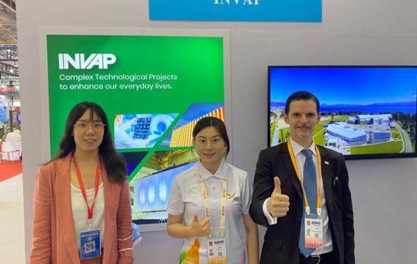 INVAP en Ciftis 2021: las empresas argentinas de tecnología aumentan presencia en China
