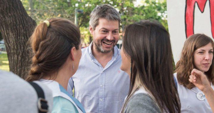 Matías Lammens destacó que el movimiento turístico es superior al de la prepandemia