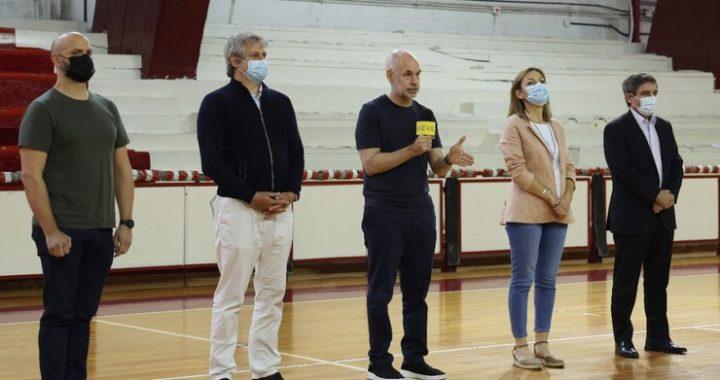 Rodríguez Larreta anunció que la Ciudad de Buenos Aires llegó al 70% de los de vacunación completa y flexibiliza el uso del tapaboca al aire libre